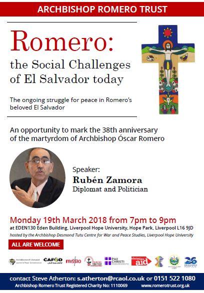 Romero Lecture
