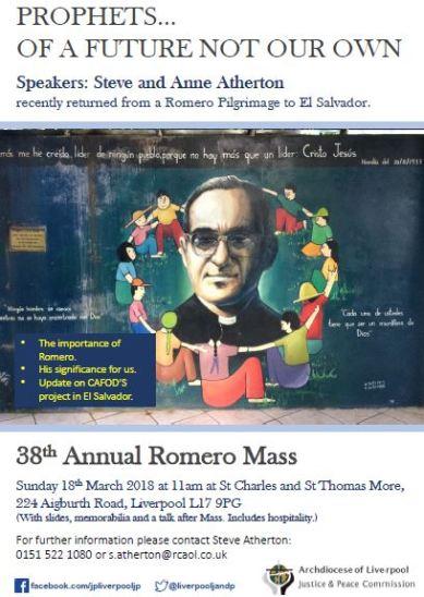 Romero Mass