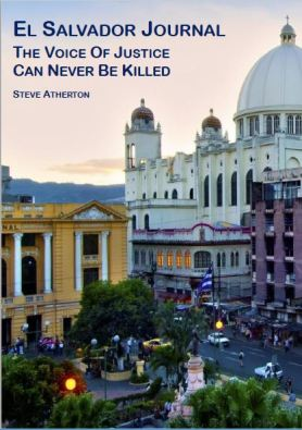 El Salvador Journal cover