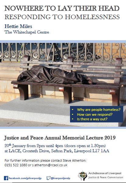 memorial lecture poster